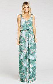 Kendall Maxi Dress ~ Hanalei Dream