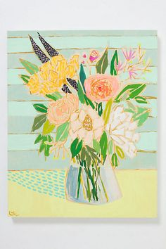 Flowers For Greta By Lulie Wallace - Anthropologie.com