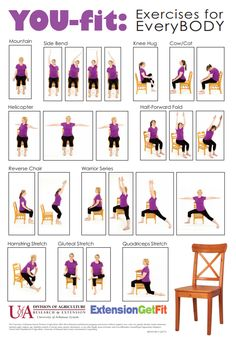 ideas for elderly printable chair exercises for seniors