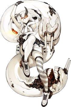 重巡棲姫 NEW! : 【艦これ】敵だけど人気!敵艦船・イベント深海棲艦の画像一覧 - NAVER まとめ