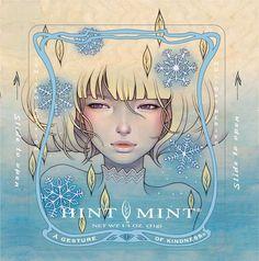 Hint Mint: Audrey KawasakiSeries - The Dieline