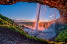 Islanda, Seljalandsfoss