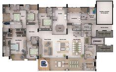 Forest Hill - 441m² - Cuiabá - CX Construções
