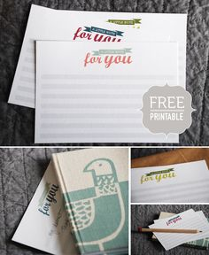 Cool blog with lots of free printables and DIY ideas.