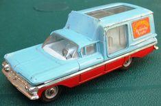 Chevrolet Impala, Chevy, Corgi Toys, Sliding Windows, Plastic Glass, Carrera, Diecast, Miniature, Etsy