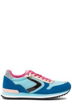 Tamaris Sneaker Blauw | Ziengs.nl