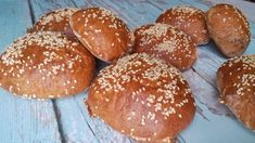 Winter Food, Pcos, Hamburger, Bakery, Food And Drink, Healthy Recipes, Healthy Food, Bread, Diet