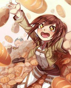 Chica patata