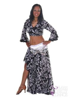 Pretty prints for dance. Use code 'GoRed' and save! missbellydance.com