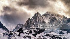 Stock Photo : Jade Dragon snow mountain