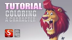 Autodesk Sketchbook Pro Tutorial : Coloring A Character  Hey! Here's a video I did, to show my workflow when coloring/rendering artwork. I hope you'll find it usefull. Please let me know if you have any questions, and I'll see if I can answer them.. Final color adjustments were done with Photoshop. Thx Robert! Regards, Michael www.pin-ups.eu Go check out my Fanpage here; https://www.facebook.com/PinUpsFanpage
