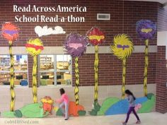 obSEUSSed: Read Across America: School Readathon and Printable Reading Log