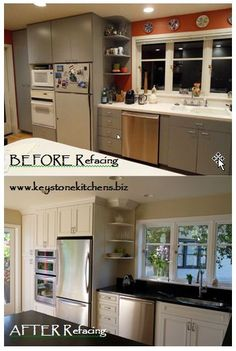 Martha Stewart cabinet refacing - Home Depot | For the Home ...