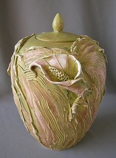 Vases by Anna -Oregon4ever - Calla Lilies, Olive Garden Color