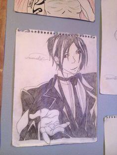 Sébastien, livre black buttler (anime) Anime, Art, Drawings, Craft Art, Anime Shows, Kunst, Anime Music, Gcse Art, Anima And Animus