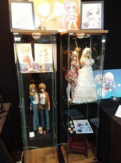Mirai Suenaga and Kizuna Yumeno Smart Doll by shadoniia