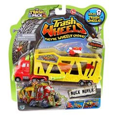 The Trash Pack Trash Wheels Muck Mover by Moose Toys