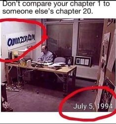 Love this, talk about humble beginnings, and just look at where Amazon is now. Deep Meaningful Quotes, Life Motivation, Weight Loss Motivation, Fitness Motivation, Business Motivation, Fitness Life, Motivational Quotes, Inspirational Quotes, Motivational Thoughts