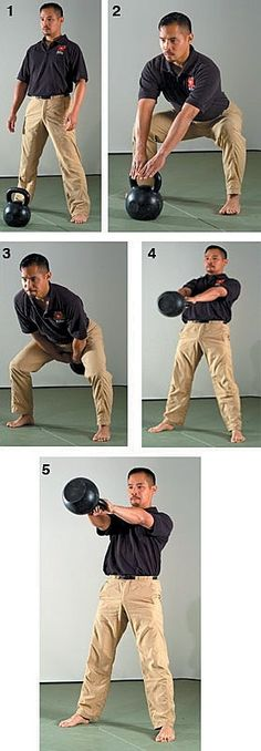 Kettle bell rehab tinacodd weight-loss