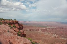 Moab, Utah Canyon Lands.