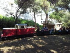 Parc de l'Oreneta en Barcelona, Cataluña