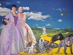 (Deutsch) YELLOW BRICK ROAD - Galerie HelgaMaria Bischoff #blog #blipoint #art