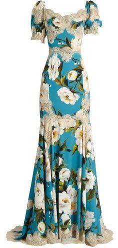 28ff17da Shop Women's Dolce & Gabbana Dresses on Lyst. Track over 3849 Dolce & Gabbana  Dresses for stock and sale updates.
