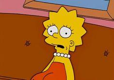 Simpsons Cartoon, Cartoon Icons, Goat Cartoon, Memes Estúpidos, Grunge Quotes, Lisa, Bad Mood, Futurama, Sad Girl