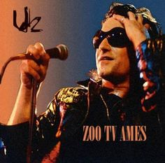Zoo Station, Achtung Baby, Bono U2, Larry Mullen Jr, Adam Clayton, U 2, Cool Bands, My Boys, Mens Sunglasses