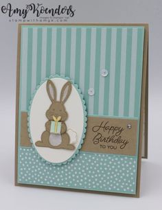 Stampin' Up! Best Bunny for the Inkin' Krew Team Blog Hop – Stamp With Amy K