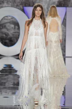 Vestido de Noiva Yolan Cris - Coleção Primavera 2018