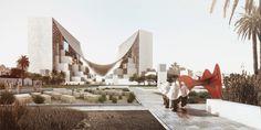 Galería de ¿Por qué son tan utilizadas las esculturas de Alexander Calder en renders arquitectónicos? - 7