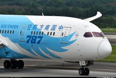 China Southern Airlines Boeing 787-8 Dreamliner (Airliners.net)