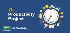 Struggling with productivity? Chris Bailey from The Productivity Project shares his research on how we can develop habits to help us do more with our days. Singles Awareness Day, Skills To Learn, True Nature, Head Start, Passive Income, Productivity, Online Business, Thoughts, Marketing