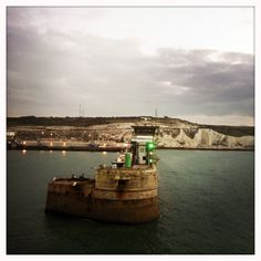 Port of Dover, UK. Photo credit: Arianna Malagoli www.hometta.it