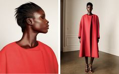 Nordstrom Enlists 22 Top Models for its Portraits of Style Lookbook.