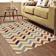 Zig zag madison area rugs carpets are ultra dense and superior quality contemporary collection, consists of floral and abstract patchwork designs Rugs On Carpet, Carpets, Patchwork Designs, Modern Rugs, Zig Zag, Area Rugs, Colours, Flooring, Abstract