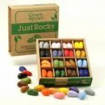 Crayon Rocks box 4 x 16 | amba-amba