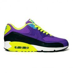 Nike Air Max 90 537384-500 Sneakers — Classics at CrookedTongues.com