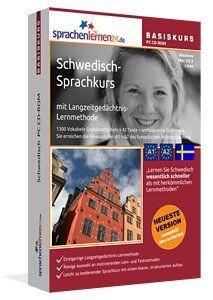 Lernen Sie Schwedisch wesentlich schneller als mit herkömmlichen Lernmethoden – und das bei nur ca. 17 Minuten Lernzeit am Tag!
