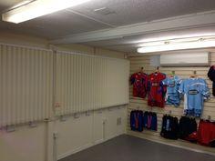 Dagenham & Redbridge FC #blinds #shop #Verticals