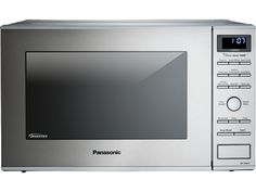 Panasonic NN-SD681S - 1.2 Cu. Ft. Countertop/Built-In Microwave with Inverter Technology NN-SD681S Stainless