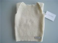 Knitting Pattern Baby Singlet : knitting on Pinterest Knitting Blogs, Free Pattern and Garter Stitch