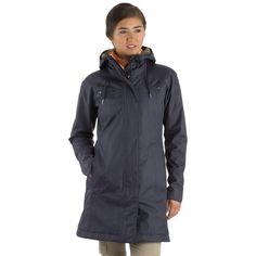 MEC Confidante Insulated Jacket (Women's) - Mountain Equipment Co-op. Winter Style, Autumn Winter Fashion, Mountain Equipment, November Rain, Rain Coats, Dark Winter, Rain Jacket, Windbreaker, Jackets For Women