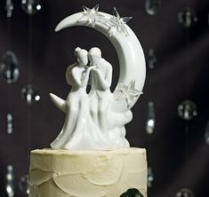 Written in the Stars Bride and Groom Couple Figurine
