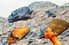Cranio alongado é encontrado em Marte...