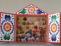retablo ayacuchano - Peru