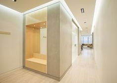 Upper West Side Combo - modern - hall - new york - StudioLAB, LLC - ceiling pucks