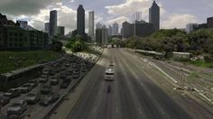 Here's What Famous Landmarks Would Look Like In A Zombie Apocalypse