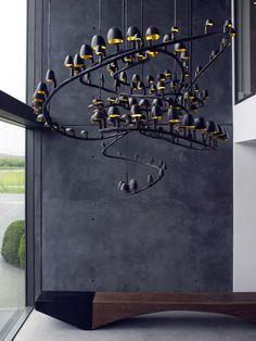 Piet Boon chandelier // cc @Tyler Dean